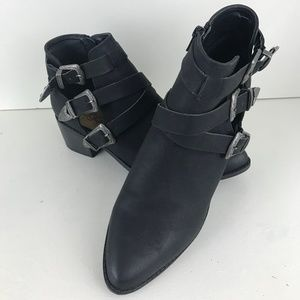Sugar Ankle Buckle Boots BRAND NEW!